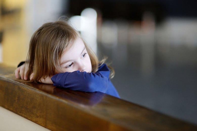 nadwrażliwość emocjonalna dziecka